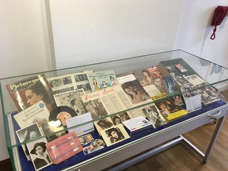BDCM display case