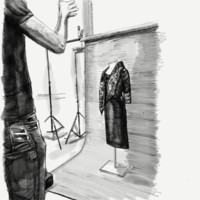 Working at RAMM (sketch)