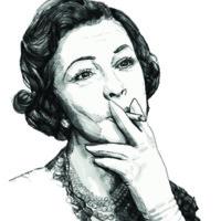 Vivien Leigh (sketch)