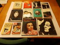 Vivien Leigh biographies at the BDCM